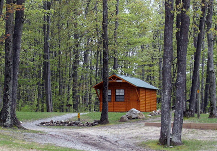 Cabin Rentals & Alcona Canoe Rental & Campground